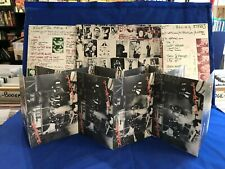 ROLLING STONES EXILE MAIN STREET + 12 CARDS ORIGINAL FRANCE LP EXC+