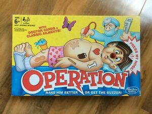 Operation (2015) - Game Spares / Parts / Replacement Pieces - Hasbro
