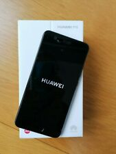 Huawei P10 64GB (Unlocked) Smartphone - Graphite Black, Cracked Screen
