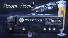 Warsteiner - F1 Team McLaren Mercedes (David Coulthard) +++ MB Actros-SZ (*)