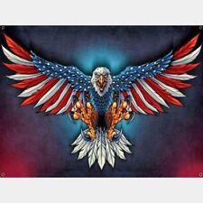 American Eagle Diamond Painting 5D DIY Full Drill Cross Stitch Kits Art Decors