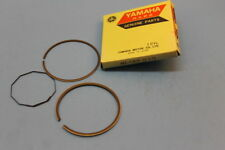 NOS YAMAHA DT175 TY175 3RD O/S 0.75 PISTON RING SET PART# 443-11610-30-00