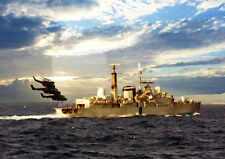 HMS EXETER -  LIMITED EDITION ART (25)