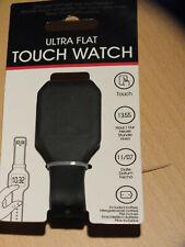Ultra Flat Touch watch nuevo