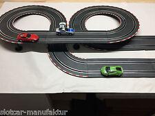 Carrera GO!!! auch Digital 143 Ausbau Kreisel Kurven Gerade 61603 61602 Stützen