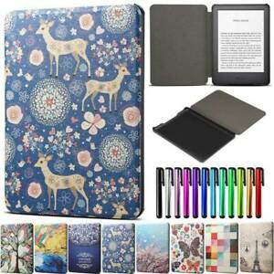 "For Amazon Kindle 10th Gen Paperwhite 1234 5/6/7th 6"" Smart Leather Case Cover"
