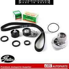 "Fits 04-08 Chevrolet Aveo 1.6L DOHC Gates ""HTD"" GATES Timing Belt Kit Water Pump"
