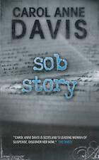 Sob Story,Davis, Carol Anne,New Book mon0000093058