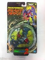 Transformers Beast Wars Transmetals 2 Sonar Figure Hasbro 1998