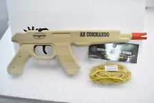 MAGNUM RUBBER BAND GUNS  GL2AKC AK COMMANDO PISTOL 1 PACK OF RUBBER BANDS FREE