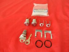 1956-1958 Corvette Lock Set Door/Ignition & Flat Pawl 1955-1957 Chevrolet #385A