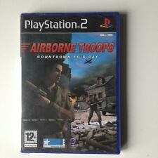 Airborne Troops [FACTORY SEALED] (PAL UK / FR) - Sony PlayStation 2 / PS2