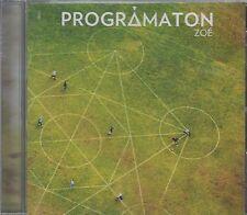 Zoe CD NEW Programaton ALBUM Nuevo 2013 - 11 Exitos SEALED