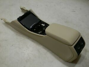 BMW G01 G08 x3 Consolle Centrale Middle Console Pelle Vernasca Canberrabeige