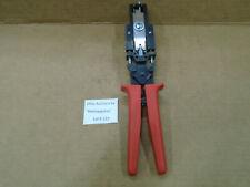 Molex 65200414 Jh Hand Adjustable Die Crimp Tool Delphi Terminal Crimper E212