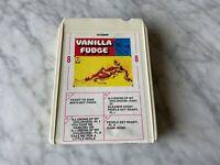 Vanilla Fudge Self Titled 8-Track Tape 1967 Atco ATM 8224 Eleanor Rigby RARE OOP