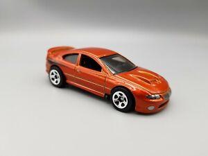 Hot Wheels '06 Pontiac GTO Diecast Model 1/64 - Excellent Condition