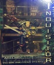 Games Workshop excomunión specialists Game Battle Brother Artemis 54mm metal
