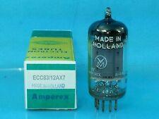 AMPEREX VOM ECC83 12AX7 SINGLE VACUUM TUBE SUPER RARE MC6 1958 FOIL D GTR