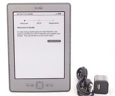 "Amazon Kindle D01100, 2GB, Wi-Fi, 6"", Graphite, 36-7F"