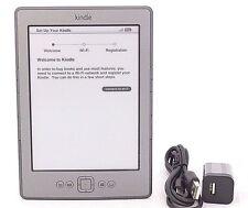 """Amazon Kindle D01100, 2GB, Wi-Fi, 6"""", Graphite, (14-6E)"""
