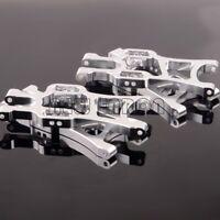 Silver Aluminum Front & Rear Lower Suspension Arm 108019&108021 HSP 1/10 RC Car