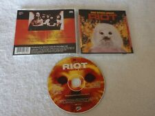 RIOT: Fire Down Under CD, Hard Rock, Heavy Metal, RARE, OUT OF PRINT