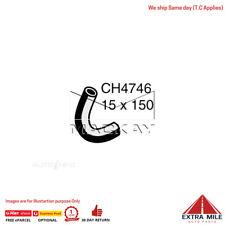 CH4746 Crankcase Ventilation Hose (Pcv) for Subaru Impreza WRX MY08 2.5 Litre EJ