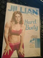 JILLIAN MICHAELS Hard Body Workout Brand New and Sealed DVD !