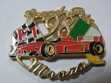 1998 Grand Prix Monaco Race Track Racing Pin Hat Tack Lapel Pin Vintage
