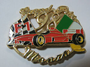 1998 Grand Prix Monaco Race Track Racing Pin Hat Tack Lapel Pin Vintage