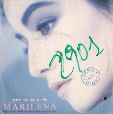 DISCO 45 GIRI   MARILENA - GAVE ME THE MOON / FUN-TIME IN THE SUMMER-TIME