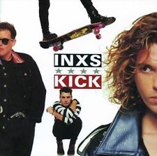 INXS Kick 180gm Black Vinyl LP Download Gatefold Sleeve