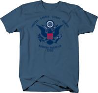 US Coast Guard Semper Paratus Seal T-Shirt