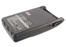 7.2 v batterie pour Motorola PRO7150 Elite, gp638 plus Li-Ion nouveau
