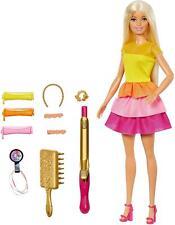 Barbie Muñeca Rizos final y Conjunto de Juego