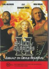 SHADOW WARRIORS 2 - HULK HOGAN - NEW & SEALED DVD FREE LOCAL POST
