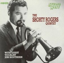 SHORTY ROGERS QUINTET-WITH JERI SOUTHERN-JAPAN CD C65