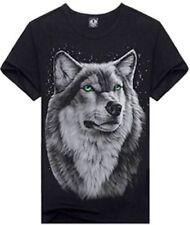 Markenlose Herren-T-Shirts mit 3D-Thema