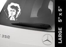David Bowie Labyrinth Goblin King Vinyl Decal  Bumper Sticker