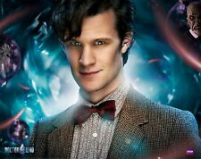 Doctor Who Matt Smith * * MINI POSTER * 40cm x 50cm * NUOVO *