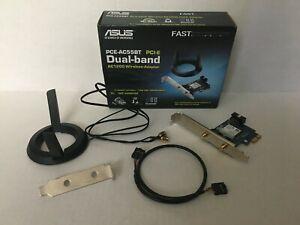 ASUS PCE-AC55BT PCI-E Dual-band AC1200 Wireless-Adapter