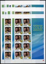 Australien Australia 2000 Olympiade Sydney 1973-1988 I Digital Kleinbögen MNH