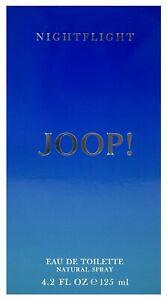 (159,20€/100ml) Joop! Nightflight 125ml Eau de Toilette Herren EDT