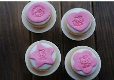 Hello Kitty Cookie Cake Mould Pastry Pie Candy Chocolate Mold Baking Tool Cute