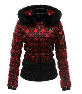 Toni Sailer Sophie Fur Insulated Ski Jacket 12 / 42