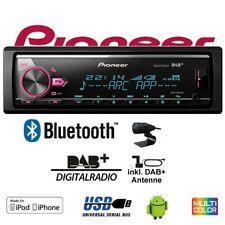 Pioneer MVH-X580DAB - DAB+ MP3 USB Spotify Radio de Coche Bluetooth + Antena