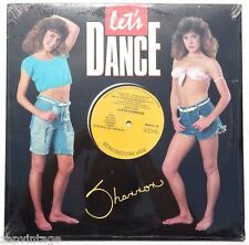 SHANNON BEATY: Hot Love LP RSP RECORDS RSP0012 US 1989 PROMO SEALED