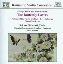 Takako Nishizaki - Butterfly Lovers / Parting of the Newly Wedded [New CD]
