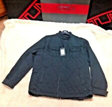 JUST REDUCED! NEW W/TAGS TUMI - MEN'S HERITAGE JACKET- SIZE -XXL  RETAILS 395.00